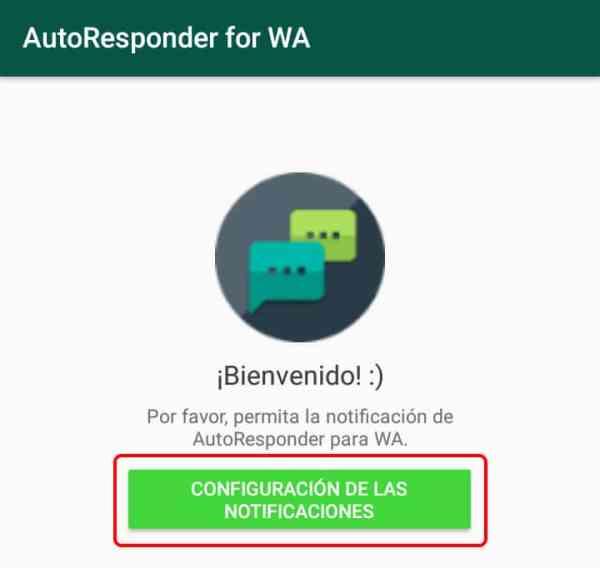Cómo contestar automáticamente en WhatsApp