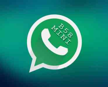WhatsApp B58 Mini