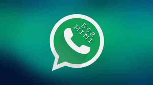 WhatsApp B58 Mini