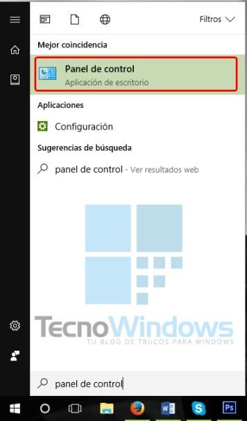 Cómo quitar la contraseña en Windows 10