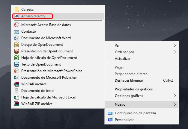 Abrir el nuevo explorador de archivos