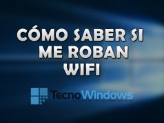 Cómo saber si me roban WiFi en Windows 10