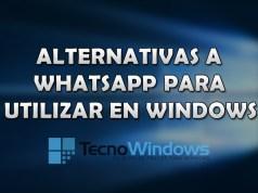 Las mejores alternativas a WhatsApp para utilizar en Windows