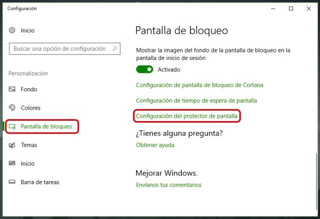 Cuáles son los mejores salvapantallas para Windows 10