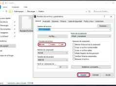 Cómo comprimir y descomprimir archivos ZIP y RAR