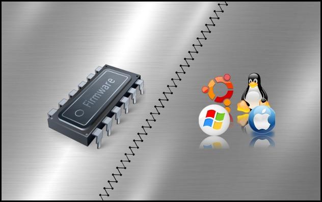 firmware vs sistema operativo