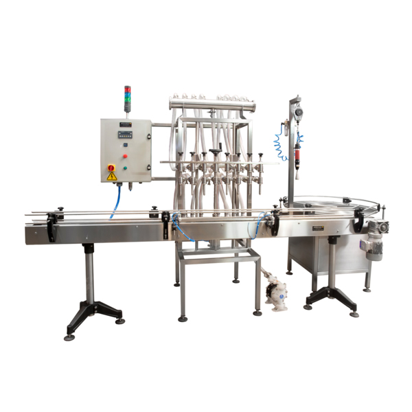 máquinas envasadoras y su uso en la industria