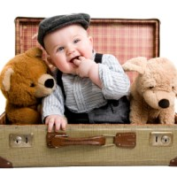 Enxoval de bebê nos EUA: 10 dicas para organizar as malas