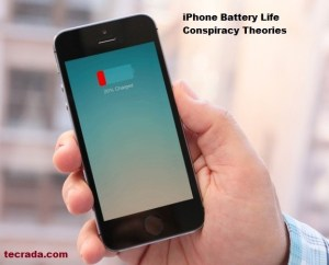 iPhone Battery Life and the Conspiracy Theories