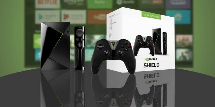 NVidia Shield TV specs