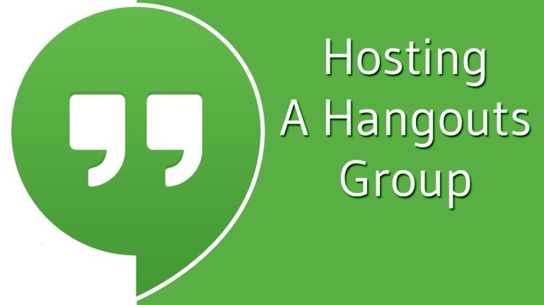 Google Hangout Group