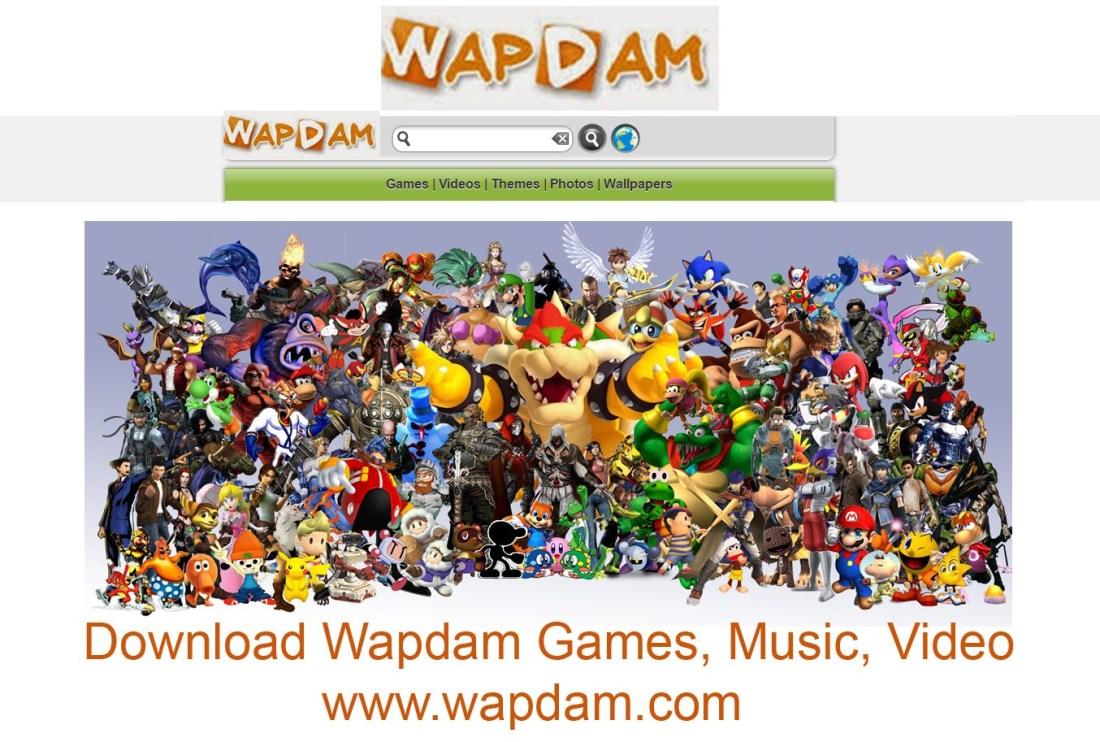 Wapdam Games Download