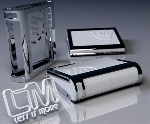 HP LiM Futuristic Computers