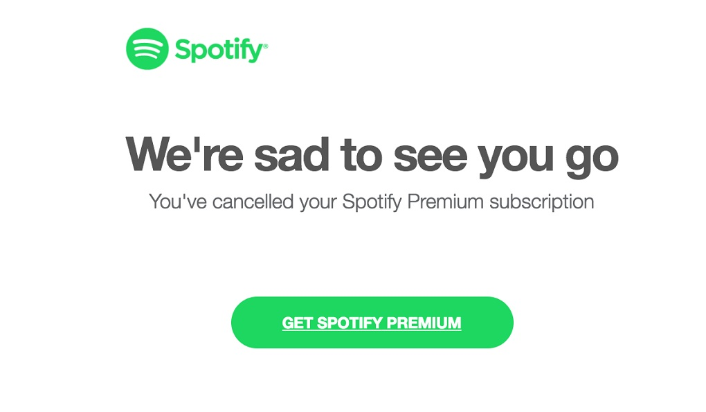 How to Cancel Spotify Premium on the App
