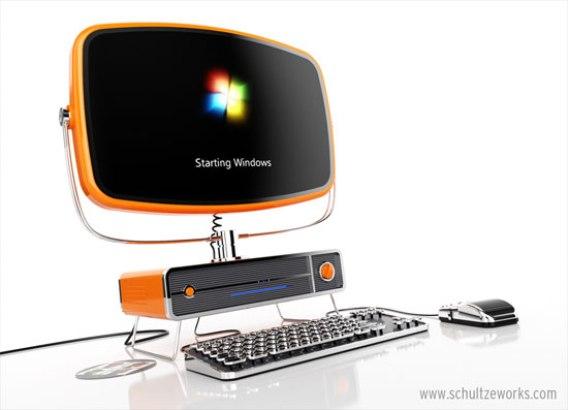 Philco PC Futuristic Computers