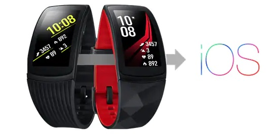 Samsung Gear Fit 2 Compatibility with iPhone