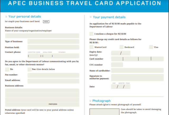 Apec Business Travel Card Review