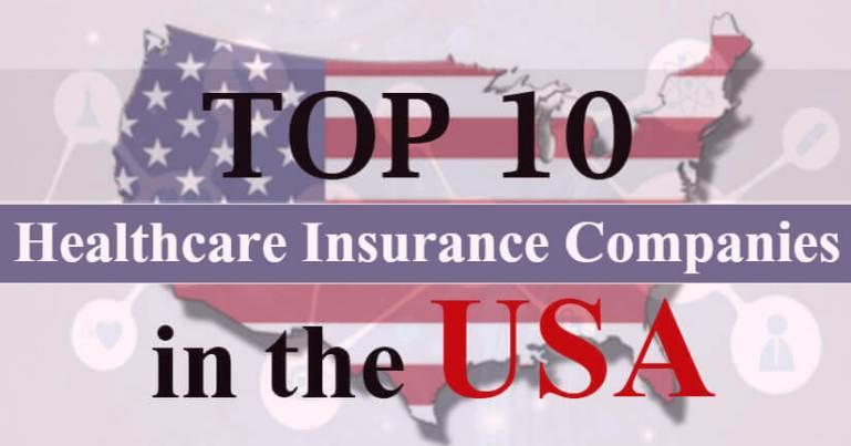 Top 10 Health Insurance Companies in USA