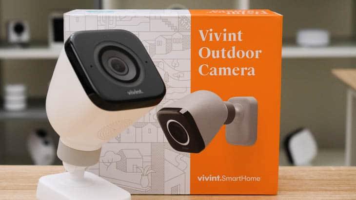 Vivint Doorbell Camera not working