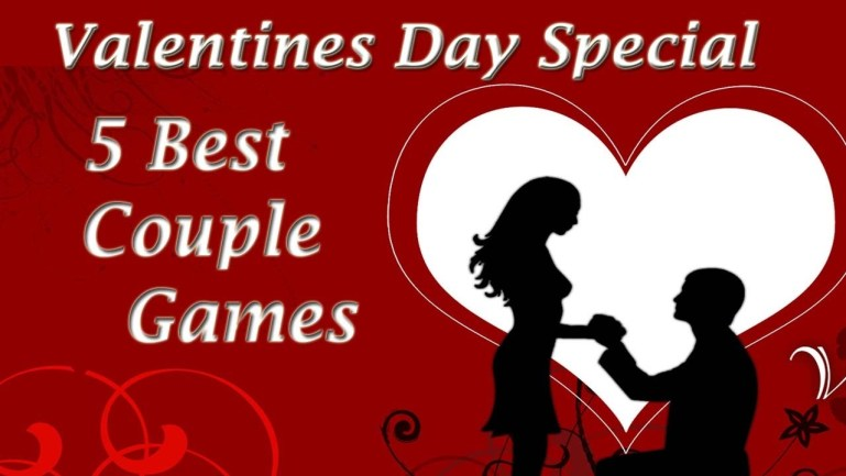 Best valentine's day games for couples