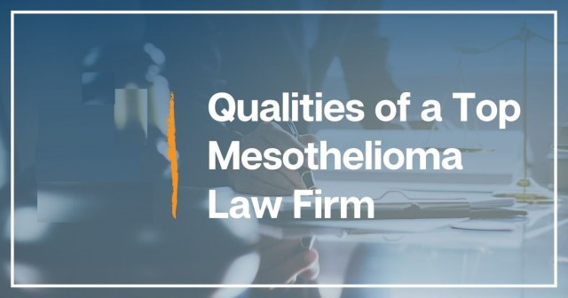 Best Mesothelioma Law Firms