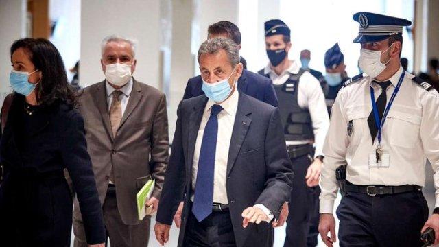 Sarkozy found guilty of corruption