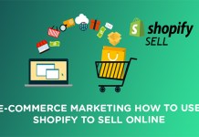 Shopify Sell
