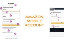 Amazon Mobile Account