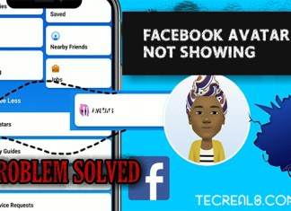 Facebook Avatar Not Showing