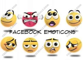 Facebook Emoticons