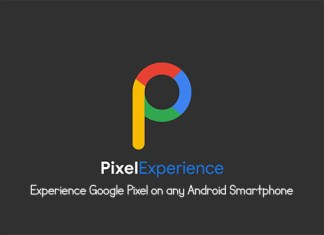 Pixel Experience Custom ROM