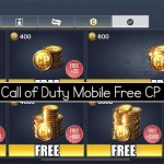 Call of Duty Mobile Free CP
