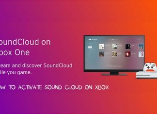 How to Activate Sound Cloud on Xbox
