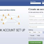 Facebook Account Set Up