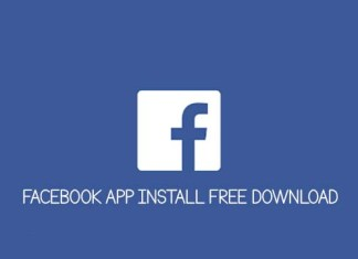 Facebook App Install Free Download