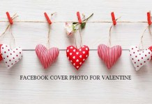 Facebook Cover Photo for Valentine