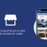 The Marketplace is Free for Facebook Users