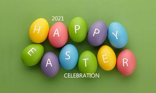 2021 Easter Celebration