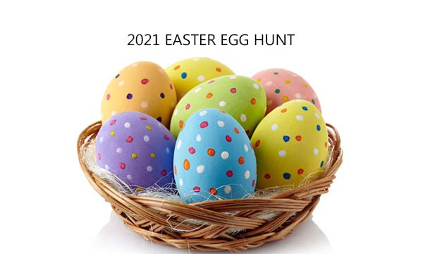 2021 Easter Egg Hunt