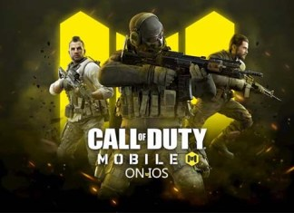 CoD Mobile on iOS