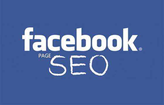 Facebook Page SEO