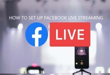 How to set up Facebook Live Streaming