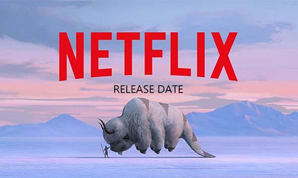 Netflix Avatar the Last Airbender