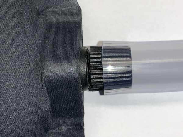 Hygiene-Mundstück für unseren SoftAIrSeat Hybrid oder Basic+ - das hygienische add-on.