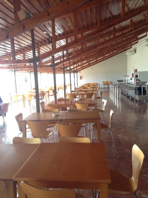 summer camp location - Coto La Isleta (El Puerto de Santa Maria, Cadiz)