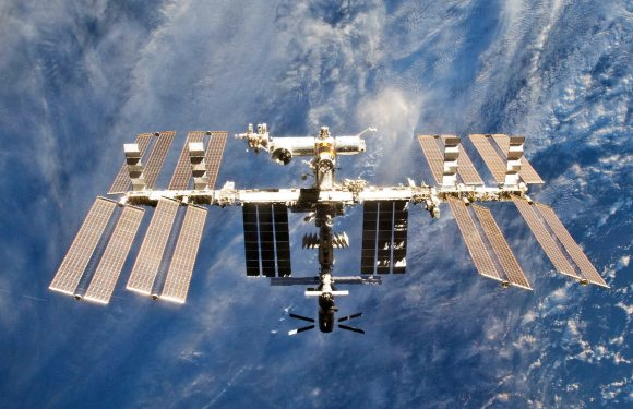 Facebook live Stream from Space station was a fake ?