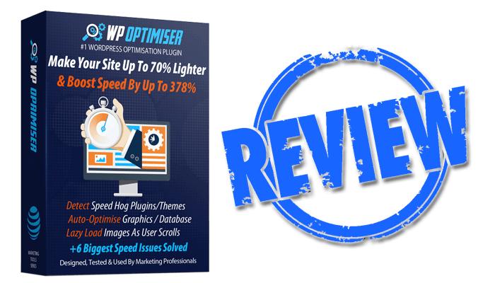 WP Optimiser Review