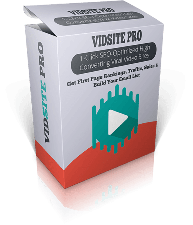 VidSite Pro Review