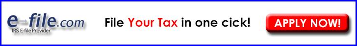 e-file tax preparation software