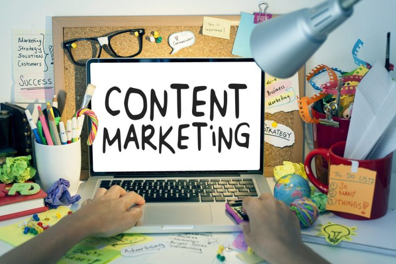5 Reasons Every Small Business Should Utilize Content Marketing